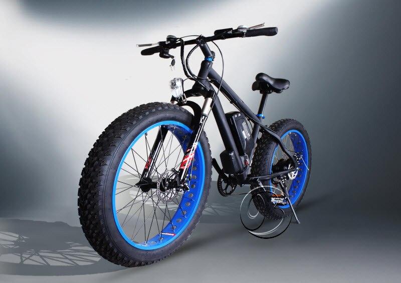 High Power E Bike Electric Motor For Mountain Bike High Quality