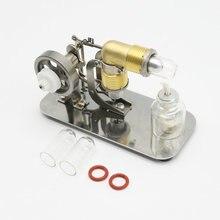 Мини Воздушный Двигатель Стирлинга Двигатель Модель Наука и Discovery Игрушки Развивающие Игрушки Наборы Бесплатная доставка