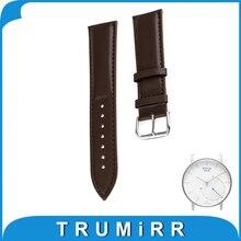 18mm Correa De Piel Genuina de Withings Activite/Acero/Pop grano de smart watch correa de muñeca pulsera de la correa + herramienta