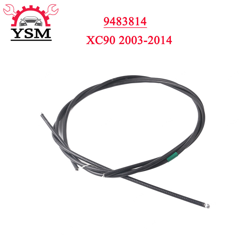 Front Hood Latch Lock Bonnet Release Cable For Volvo XC90
