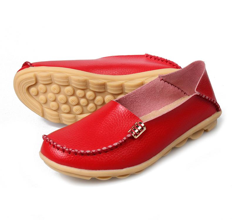 AH912 (48) women's loafers shoe