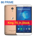 Original PPTV King 7 7S Mobile Phones 4G LTE Smartphone 6.0 Inch IPS 2.5D 2K Screen Helio X10 Octa Core Android 5.1 3D Cellphone