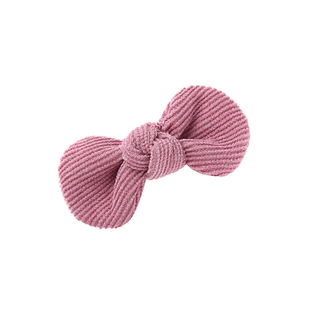 14 Color 1pcs Baby Flower Bows headband hairband Hairpin hair Clip Nylon Baby Barrettes Kids Child Girls Colorful Accessories