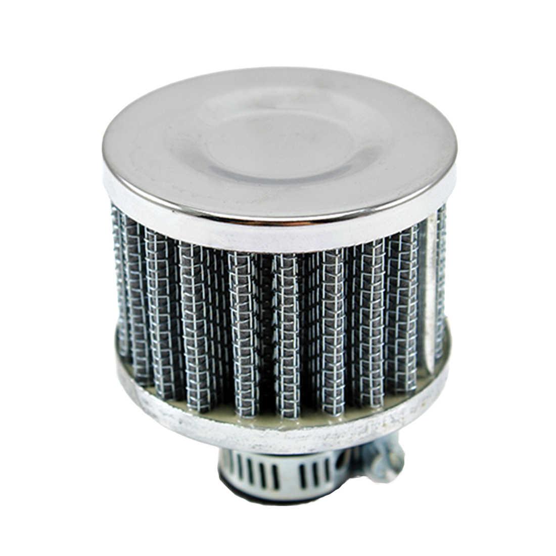 Автомобиль-партамента Автомобильная круглый конические воздушные фильтры 12 мм Clip-On Авто холодного воздуха мини-фильтры Воздухозаборники Запчасти Воздухозаборники часть