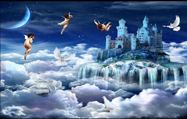 Photo Collection 3d Heaven Wallpaper