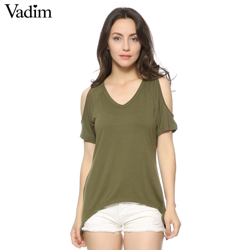 women v neck off shoulder shirts casual t shirt basic. Black Bedroom Furniture Sets. Home Design Ideas