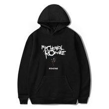 My Chemical Romance Hoodies Men and Women Black Parade Punk Emo Rock Hoodie