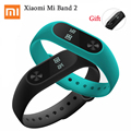 Stocked Xiaomi Mi Band 2 Mi Band 2 Wristband Bracelet with OLED Touchpad Support Monitoring Heart Rate Fitness Mi Band 2 Xiao mi
