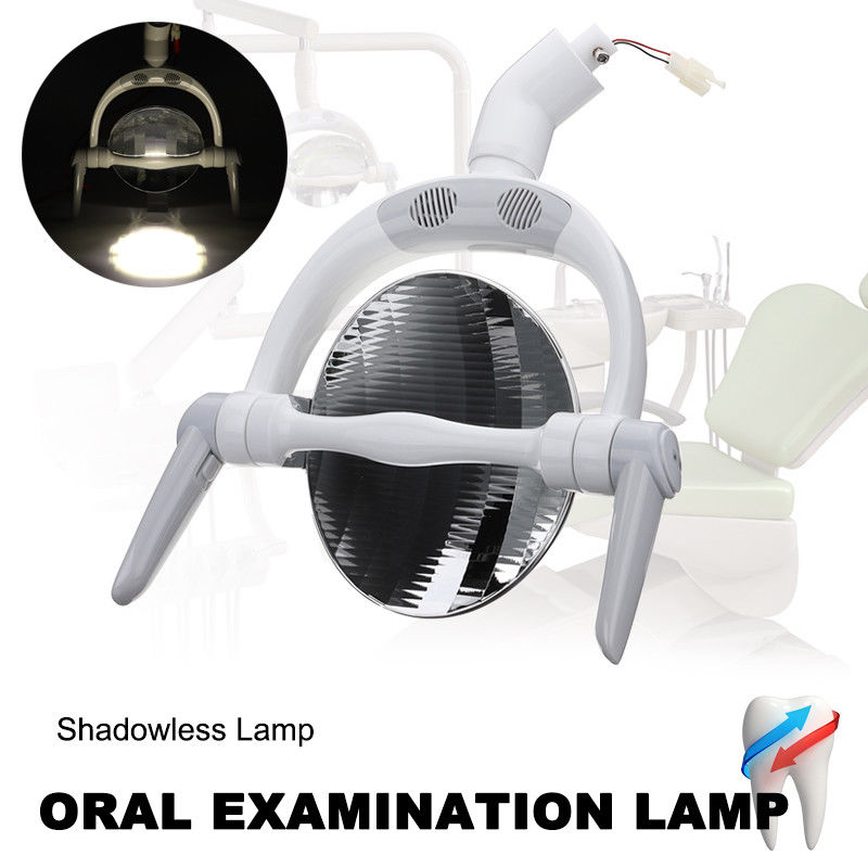 Reflectance Dental Teeth Lamp LED Oral Light Operating Induction Dental Chair Oral Examination Lamp Dental Unit Parts dental led oral light induction lamp for dental unit teeth whitening joint size 22mm