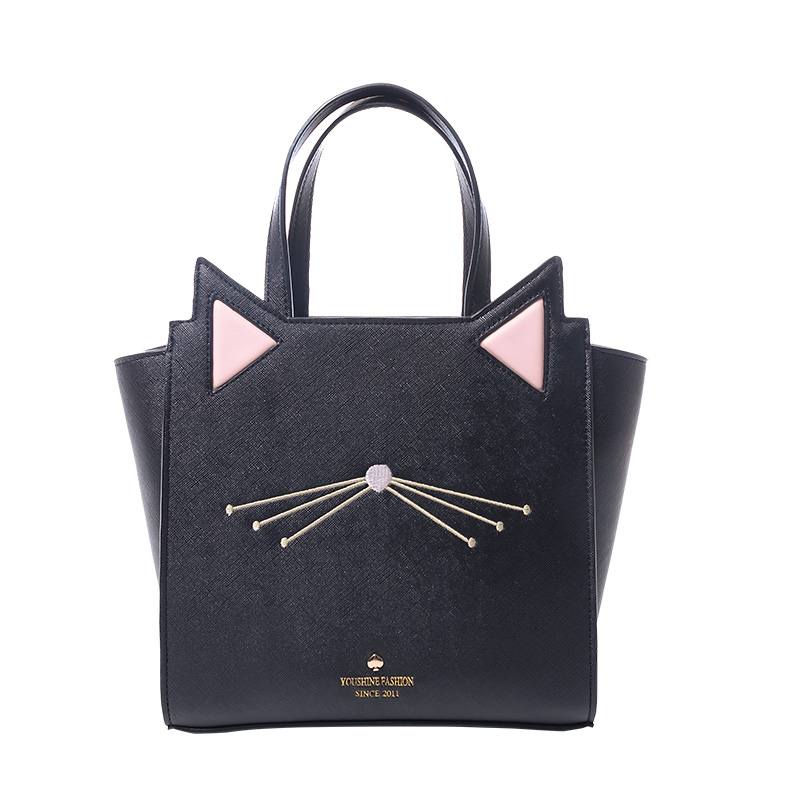 Popular Black Shopper Tote Bag-Buy Cheap Black Shopper Tote Bag ...
