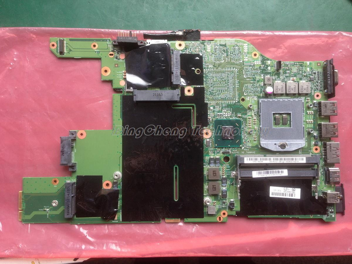 SHELI laptop Motherboard for Lenovo e520 integrated graphics card DDR3 100% tested Fully for lenovo g470 laptop motherboard mainboard la 6759p piwg1 with integrated graphics card 100