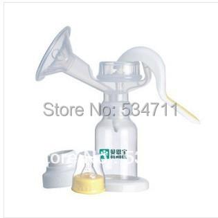 Productos para bebés de tipo manual lactancia bombas, botella de leche / pezón con huevos función, envío gratis