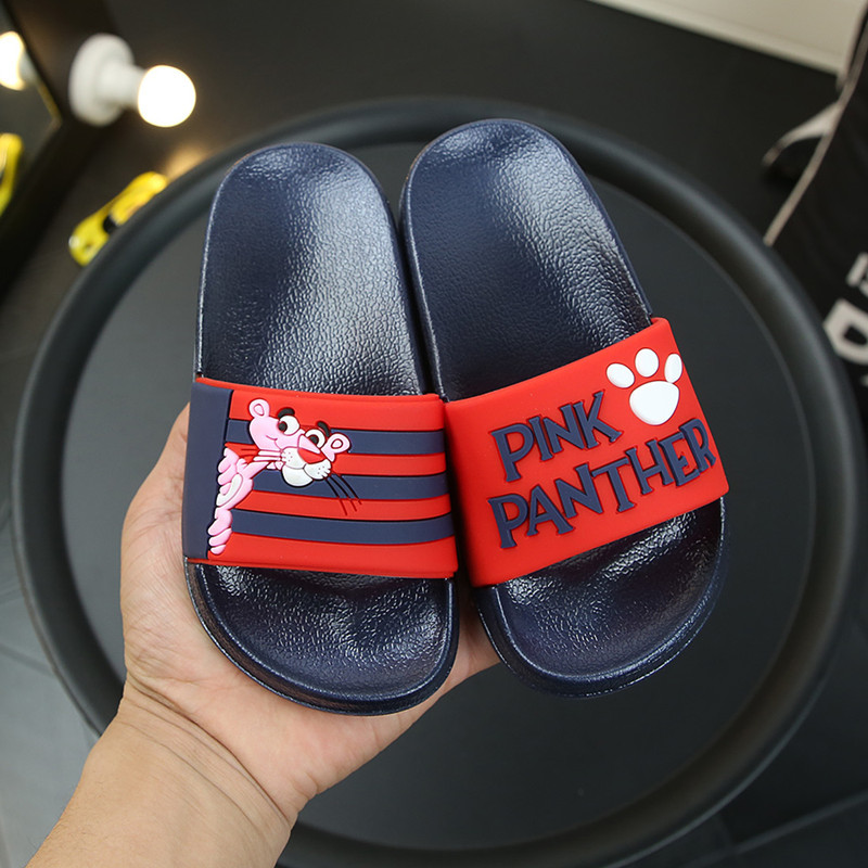 Couple Slipper Sugar Candy Pattern Print Flip Flops Chic Sandals Rubber Non-Slip House Thong Slippers