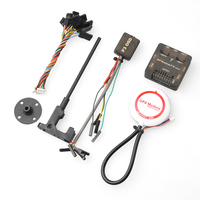 Pro SP Racing F3 Flight Control Acro 6DOF With M8N GPS M8N GPS OSD Combo For