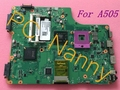 For TOSHIBA Satellite A505-S6960 INTEL Laptop Motherboard V000198010 6050A2250201 DDR2 GM45 Integrated