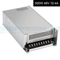 DC48V 500 W 10.4A Commutation Alimentation 115 V/230 V à Moteur pas à pas DIY CNC Routeur
