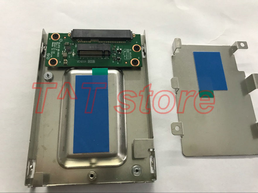все цены на Original L470 SSD Hard Drive Caddy M2 board DL470 NS-B021 test good free shipping