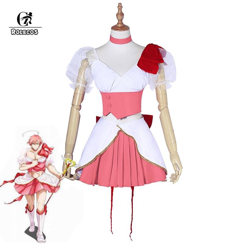 ROLECOS Anime Magical Girl Ore Disfraces de cosplay Uno Saki Disfraz - Disfraces