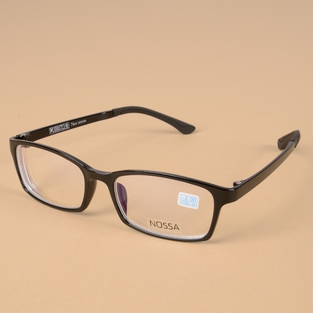 7558ae2a02b Student Strength Lens Myopia Eyeglasses Men Diopter Eyewear Women  Prescription Glasses -1.00 -1.50 -