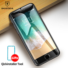 SmartDevil 2.5D Curved Tempered Glass for iphone 6 6s Plus 7 8Plus Screen Protector X Xs Max Xr screen protector
