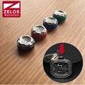 10.5mm de caucho impermeable reloj corona Para Richard milla Cráneo reloj rm052 RM rm011 rm038 Rm035 reemplazo de piezas Del Mercado de accesorios