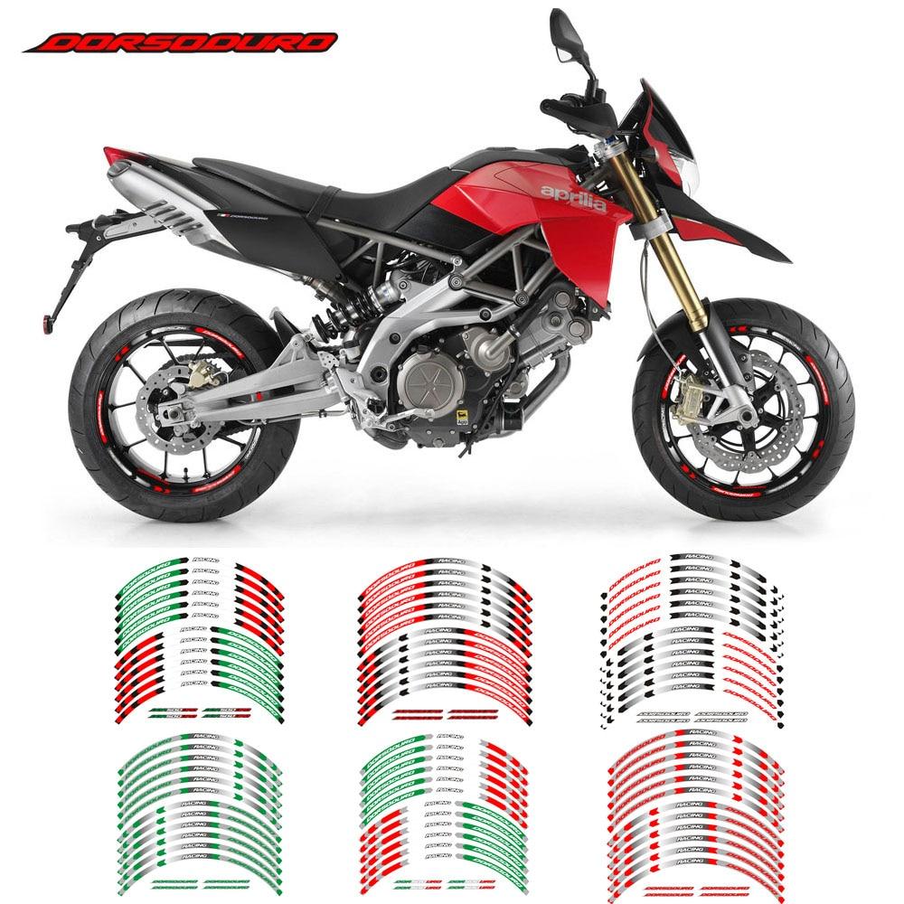SUZUKI GSX-R1000 Factory Racing Motorcycle Wheel Decals Rim Stickers Stripes