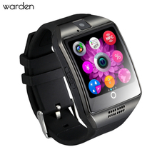 Bluetooth OLED Smart Watch Health Facebook Twitter Smartwatch Sport Smart Electronics Sim Card Wristwatch For IOS Android phone