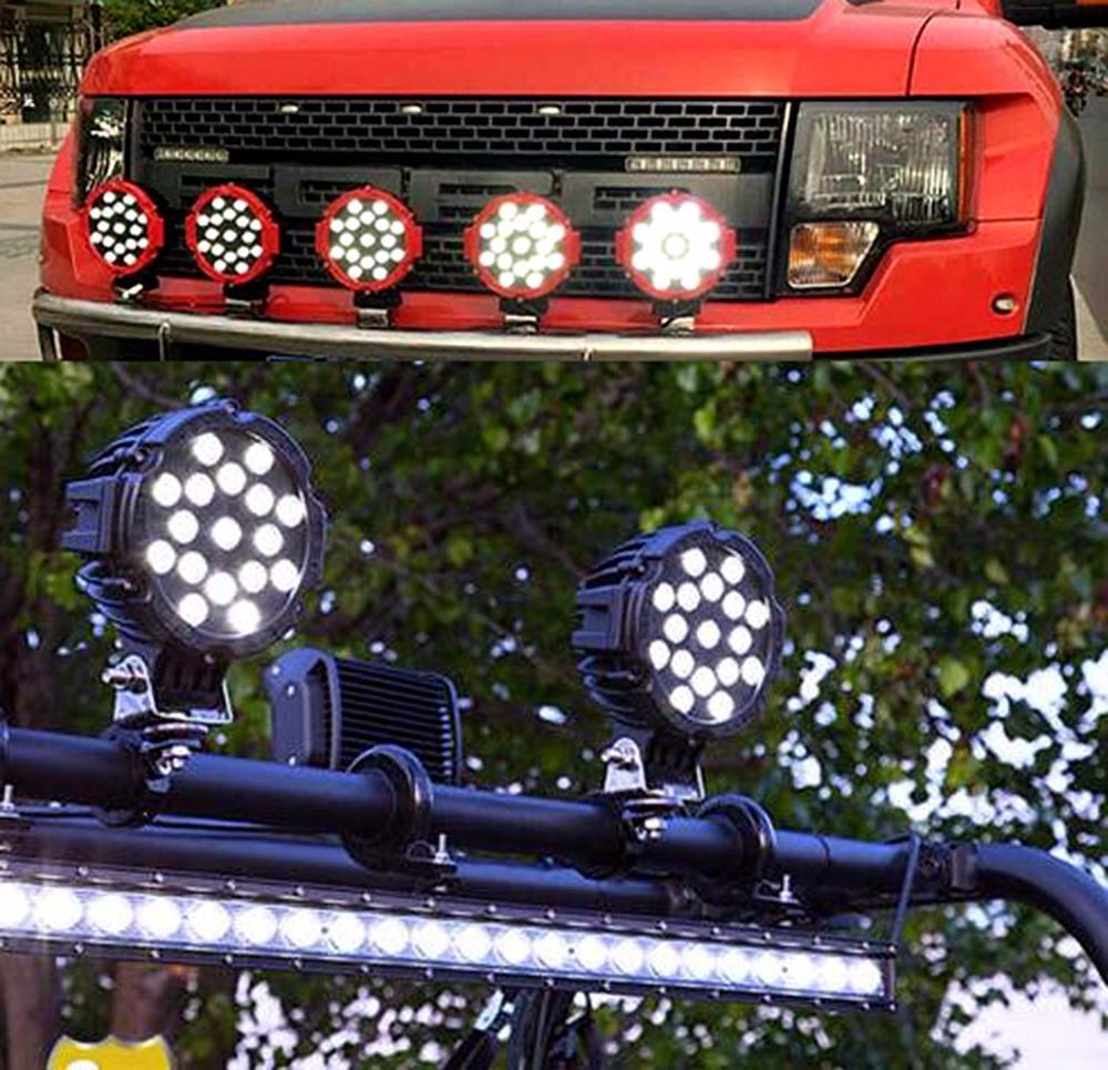 estilo W luz coche 11