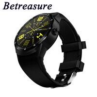 Betreasure K98H Smart Watch Android Bluetooth Heart Rate Monitor Sport Watch Waterproof GPS Wifi Men Watches