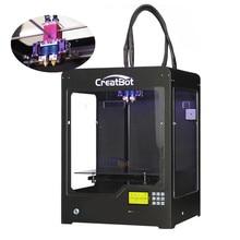 Upgrade  DX02 300*250*300mm Dual Extruder Creatbot 3d printer 3D Printer Machine with SD card/Memory card Free