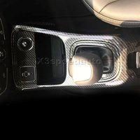 For Jeep compass 2017 18 Interior Gear shift box panel Frame Cover Trim 1pcs Car styling