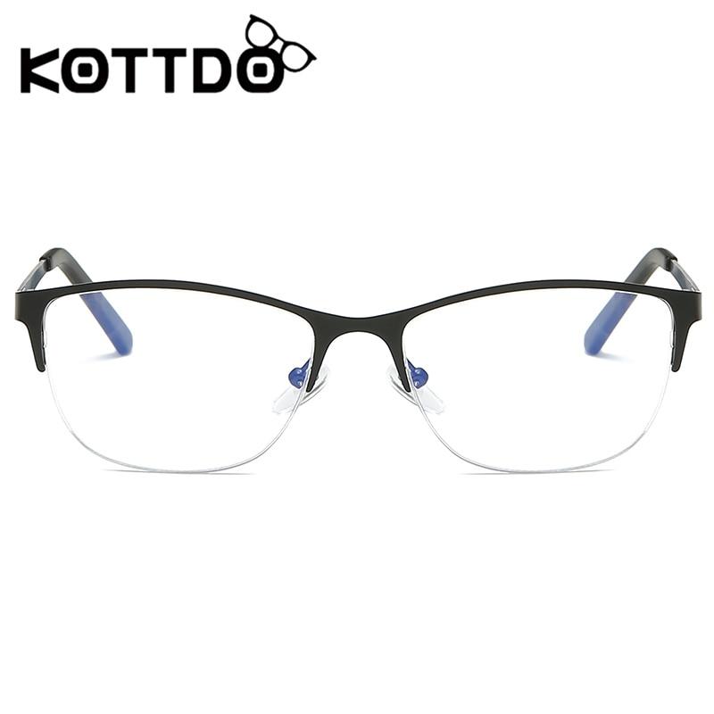 Kottdo 2018 Retro Vintage anteojos prescripción óptica miopía gafas ...