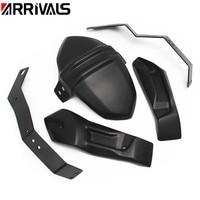 Motorcycle Accessories Rear Splash Mud Dust Guard Fender Shield For BMW F800GS