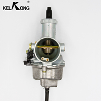 KELKONG OEM PZ30 30mm Carburetor Carb ATV Dirt Bike Pit Quad Go Kart Buggy For175CC 200cc