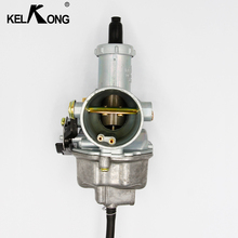 цена на KELKONG OEM PZ30 30mm Carburetor  Carb ATV Dirt Bike Pit Quad Go Kart Buggy For175CC 200cc 250cc Motorcycle Dirt bike