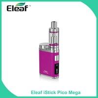 Big Sale Original Eleaf IStick Pico Mega Kit With Melo3 Mini Atomizer Topfilling 4ml Tank Hot