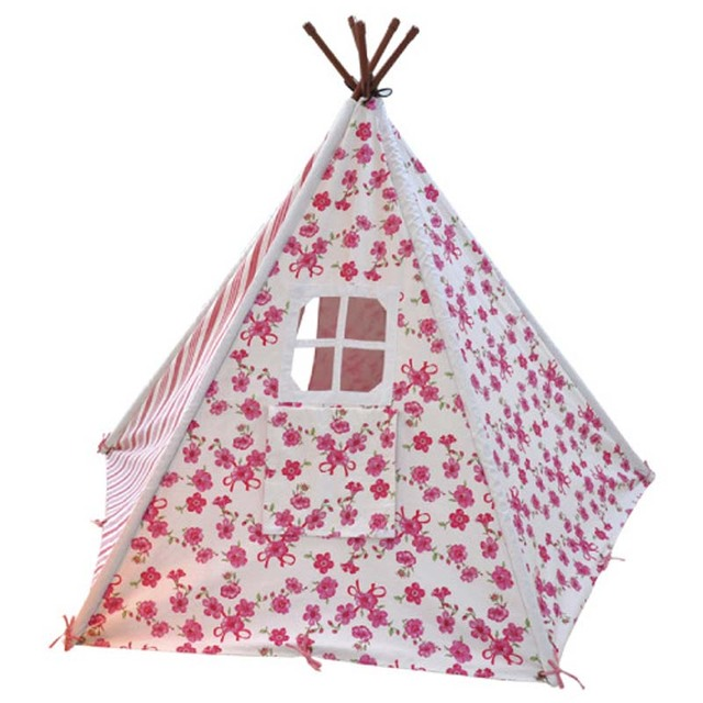 100% teepee Cotton kid tent fabric houses to play kids play tent child tent indoor  sc 1 st  AliExpress.com & 100% teepee Cotton kid tent fabric houses to play kids play tent ...