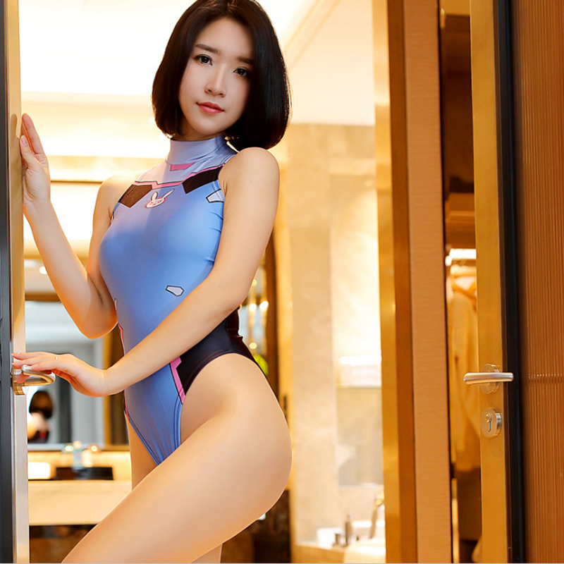 OW D.va Cosplay Costume For Girl/Women Overwatch Sexy Costume Women Hana  Song Zentai Bodysuit Adult Game DVA Anime Costume 2018-in Game Costumes  from ...