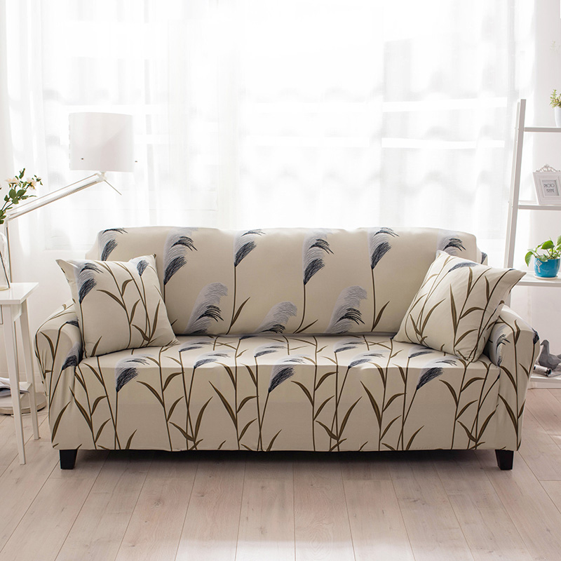 Cheap Universal Sofa Cover Stretch Elastic Loveseat Sofa