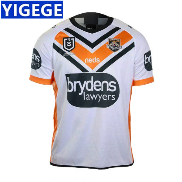 a76bbb2ff YIGEGE WESTS TIGERS 2019 AWAY JERSEY 2019 WESTS TIGERS home away Rugby  jerseys shirt nrl Jersey Wests Tigers Australia shirts
