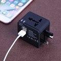 Универсальный дорожный адаптер  международные адаптеры питания  электрические вилки-конвертеры  usb-разъем для путешествий  зарядное устрой...