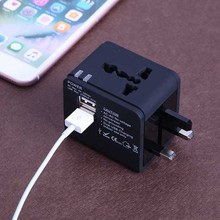 Universal Travel US Electric Plug Adapter