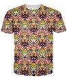 Jaguar Haze T-Shirt Dos Homens Das Mulheres tops t camisa Estilo Verão Roupas Moda Casual tshirt