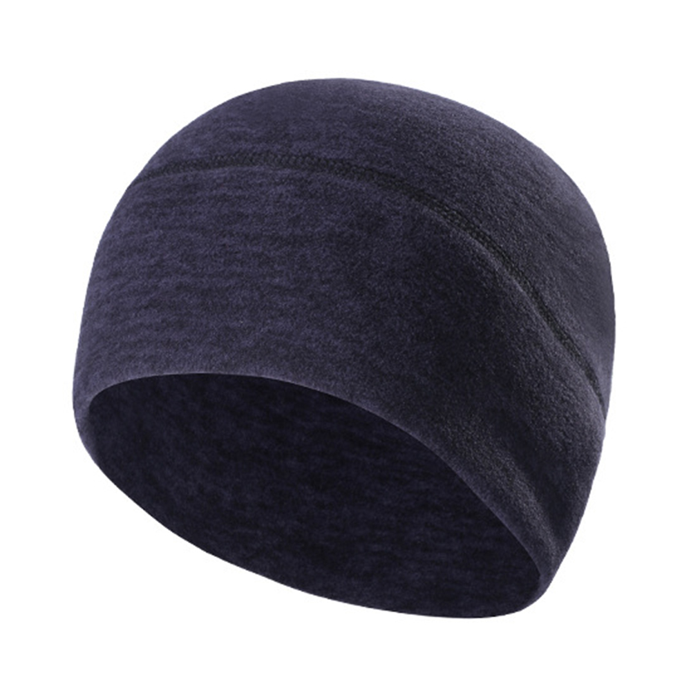 Unisex Cycling Windproof Cap Fleece Winter Outdoor Sport Warm Anti-Cold Hats Riding Bicycle Durable Headband 9 Colors outdoor sports winter thermal fleece warm ski hat earmuffs cycling cap windproof hiking riding snow cap men women knitted hat
