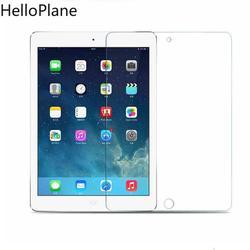 Tempered Glass For Apple iPad 2 3 4 5 Mini 2019 Air Air1 Air2 Mini3 Mini4 Mini5 7.9 9.7 10.2 10.5 Screen Protector Tablet Film