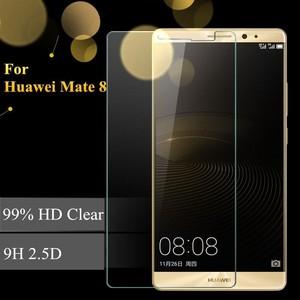Image 2 - 2PCS זכוכית Huawei Mate 8 מסך מגן מזג זכוכית עבור Huawei Mate 8 זכוכית mate8 נגד שריטות מזג סרט WolfRule [