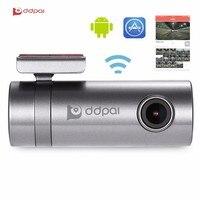 DDPai Mini2 Hidden Car Dash Camera 1440P 300 Degree Rotating Lens WIFI APP Control Remote Snapshot Night Vision DVR Recorder