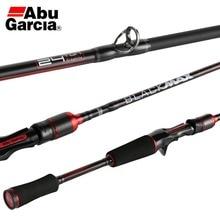 19 Abu Garcia BLACK MAX BMAX II Lure Fishing Rod RF Power Spinning Casting Rod 2.13 2.28 2.43M Carbon Fiber Carp Fishing Tackle