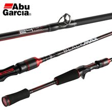 19 ABU Garcia BLACK MAX BMAX II Lure Fishing Rod RF Power SPINNING Casting Rod 2.13 2.28 2.43M คาร์บอนไฟเบอร์ประมง Tackle(China)
