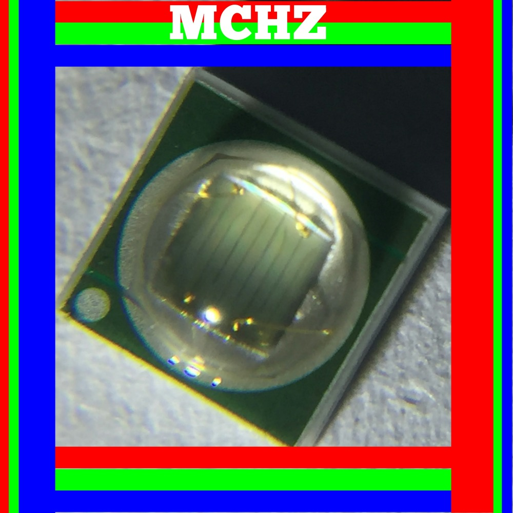40PCS <font><b>CREE</b></font> 3535 1-3W diodes Chip <font><b>LED</b></font> Lamp Bead Flashlight Light Red blue yellow green image